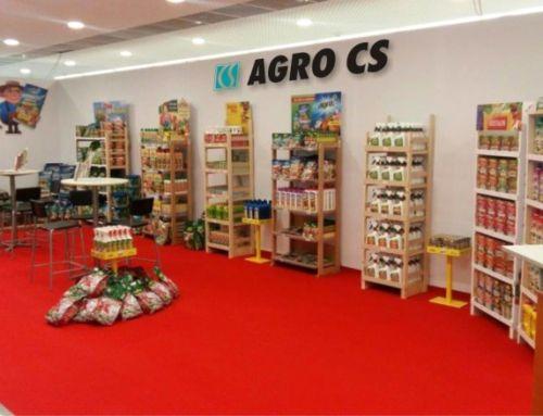 AGRO CS na výstavě FLORA Olomouc 2018