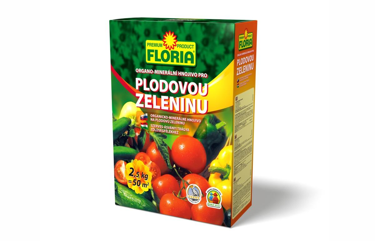 Organo-minerální hnojivo pro plodovou zeleninu